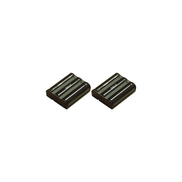 VTech Replacement 3.6V 600mAh Nickel Cadmium Battery for 910/ 915/ 1711 (2 Pack)