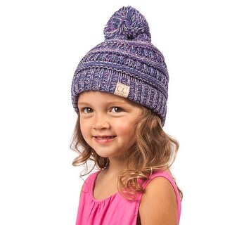 Gravity Threads CC Kids Beanie 4 Tone Fun