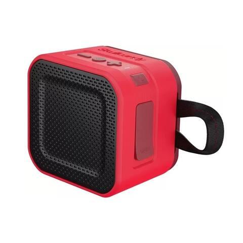 Skullcandy Barricade Mini Bluetooth Wireless Portable Speaker Waterproof - 3.7 x 3.8 x 2.6