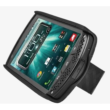 meet d12de 0a431 Verizon Kickstand Shell/Holster Combo for Kyocera Brigadier E6782