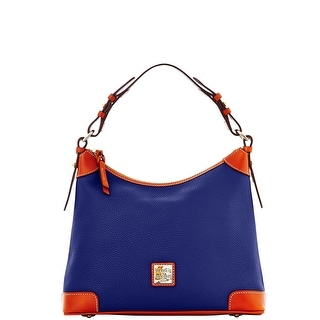 Dooney & Bourke Pebble Grain Hobo (Introduced by Dooney & Bourke at $228 in Jun 2014) - Cobalt