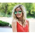 Paulina Cat Eye Sunglasses - Thumbnail 7