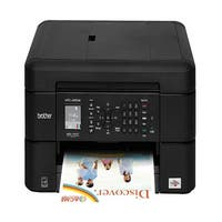 Brother Inkjet Multifunction Printer - Color  MFC-J460DW Inkjet Multifunction Printer - Color