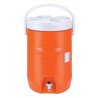 Rubbermaid 1683-01-11 Water Cooler, 3Gallon, Orange