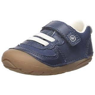 Stride Rite Soft Motion Barnes Casual Shoes Adjustable Leather - 3 medium (d)