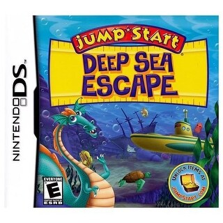 Jumpstart Deep Sea Escape (Nintendo DS)