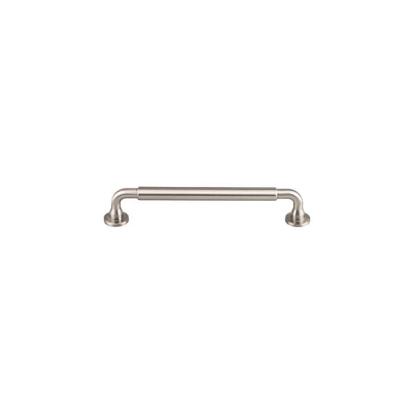 """Top Knobs TK824 Lily 6-5/16"""" Center to Center Handle Cabinet Pull from the Serene Series"""