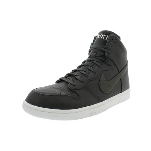 Nike Mens Dunk Lux SP Athletic Shoes Leather High Top