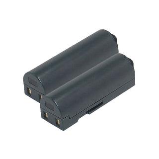 Battery for Pentax DLi72 (2-Pack) Camera Battery