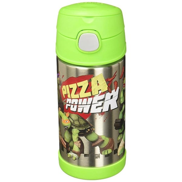 Thermos Tmnt Straw Bottle