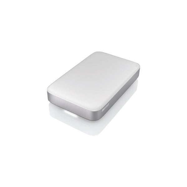 Buffalo Americas HD-PA2.0TU3 BUFFALO MiniStation Thunderbolt USB 3.0 2 TB Portable Hard Drive (HD-PA2.0TU3) - Pre-formatted for