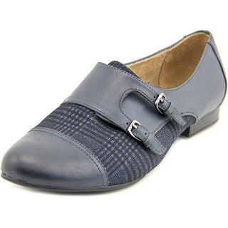 Naturalizer Learner Women Round Toe Leather Loafer
