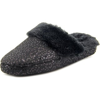 Naturalizer Womens SPARKLE Closed Toe Slip On Slippers
