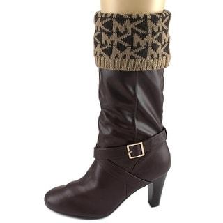 Michael Michael Kors MK Cuff Sock Women Boot Socks