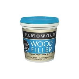 Famowood 1/4Pt Naturl Wood Filler