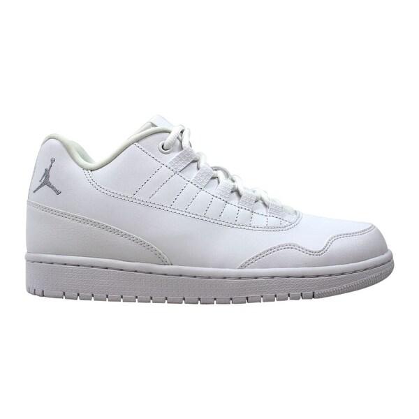 Shop Nike Air Jordan Executive Low WhiteWolf Grey White