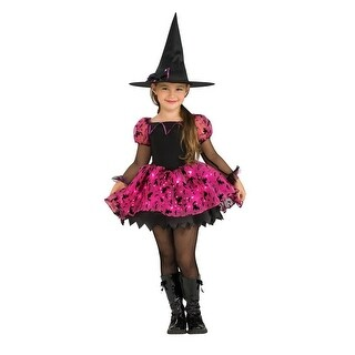 Moonlight Magic Witch Child Costume W/ Light Up Twinkle Skirt