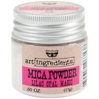 Finnabair Art Ingredients Mica Powder .6oz-Lilac Opal Magic