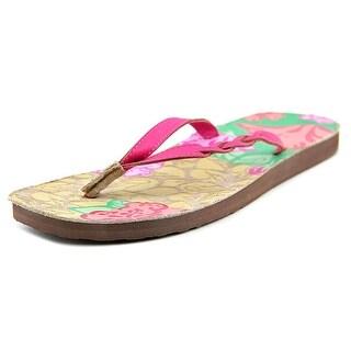 Scott Hawaii KEANUI Open Toe Leather Thong Sandal