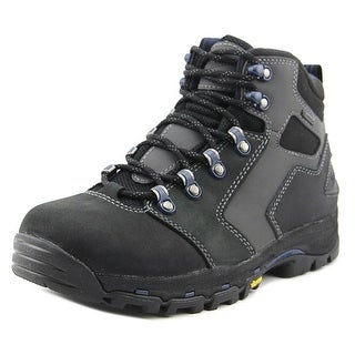 Danner Vicious Men Round Toe Leather Black Work Boot