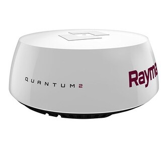 """RayMarine Quantum 2 Q24D Dopper Radar - No Cable Dopper Radar"""
