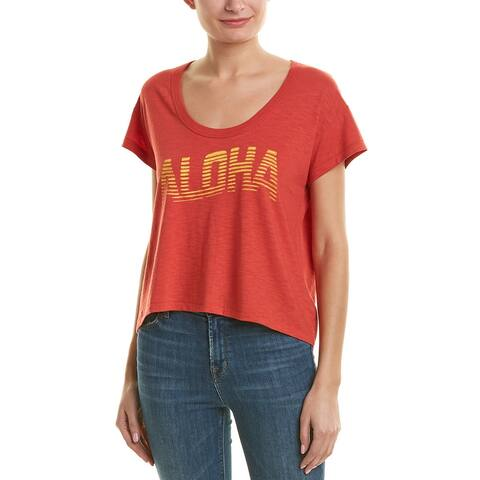 Chrldr Aloha T-Shirt