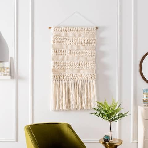 "SAFAVIEH Sedona Hand Woven Wall Tapestry 101 - 24"" W x 28"" L"