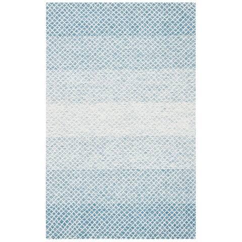 Safavieh Handmade Micro-Loop Zvetka Wool Rug