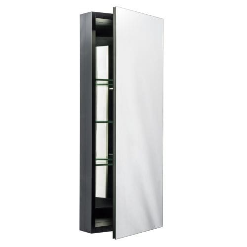"""Miseno MBC3615 Dual Mount 36"""" X 15"""" Beveled Medicine Cabinet (Surface or Recessed Mounting)"""