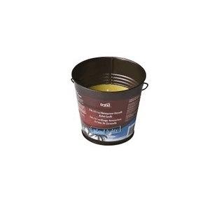 "Bond 1027 Hammertone Citronella Bucket Candle, 5"""