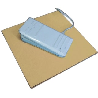 No-Slip Pad For Machine Foot Pedal-