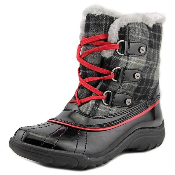 Anne Klein Sport Gailla Women Gryblk Snow Boots