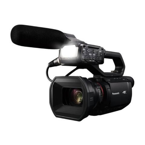 Panasonic HC-X2000 4K Pro Camcorder (Black)