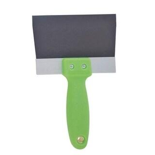 """Mintcraft 37000G3L Flexible Blue Steel Taping Knife, 6"""", Neon Green"""