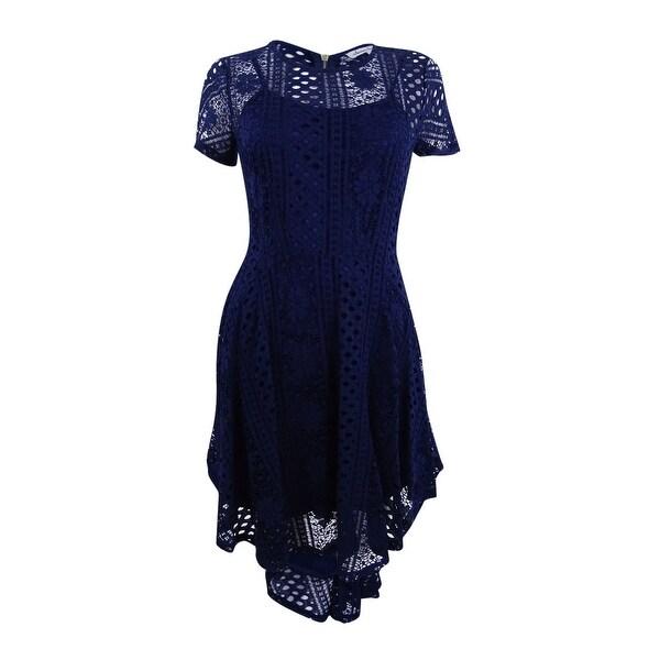 Shop American Rag Women s Lace Fit   Flare Dress (S 3f02807c9