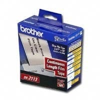 Brother E05984C Brother DK-2113 Continuous Length Film Label Roll