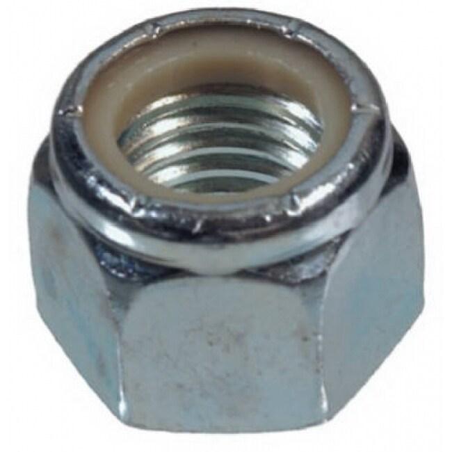 Hillman 180150 Nylon Insert Lock Nut, 5/16-18, Coarse Thread, 100 Pack