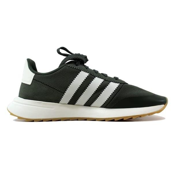 abrigo zoo correcto  Shop Adidas FLB W Dark Green/White BY9303 Women's - Overstock - 21141474
