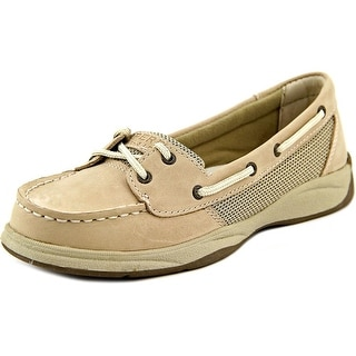 Sperry Top Sider Laguna Moc Toe Leather Boat Shoe
