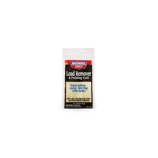 Birchwood casey 31002 b/c lead remover w/ cloth 6x9