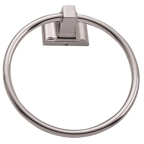 Mintcraft L760-26-03 Freedom Towel Ring, Bright Chrome