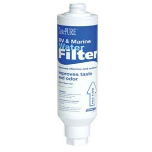 Camco 40645 Rv And Marine Water Filter, 150 Micron