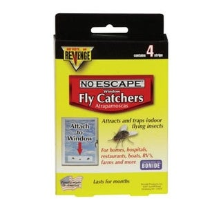 Bonide 46200 Revenge Window & Screen Fly Catchers