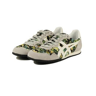 Onitsuka Tiger Womens Serrano Suede Low Top Lace Up Walking Shoes - 12
