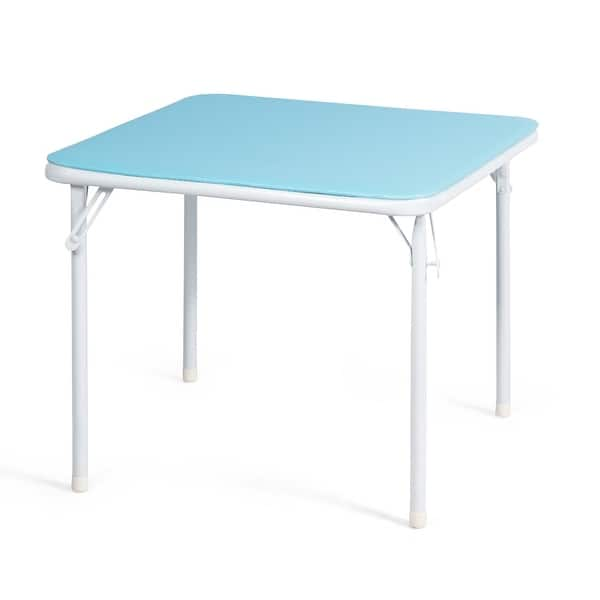 Costway Kids 5 Piece Folding Table