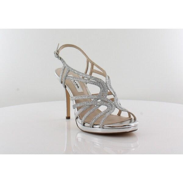 Nina Raisa Women's Heels Silver - 9
