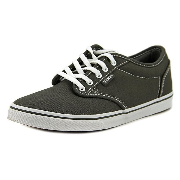 Vans Atwood Low Round Toe Canvas Sneakers