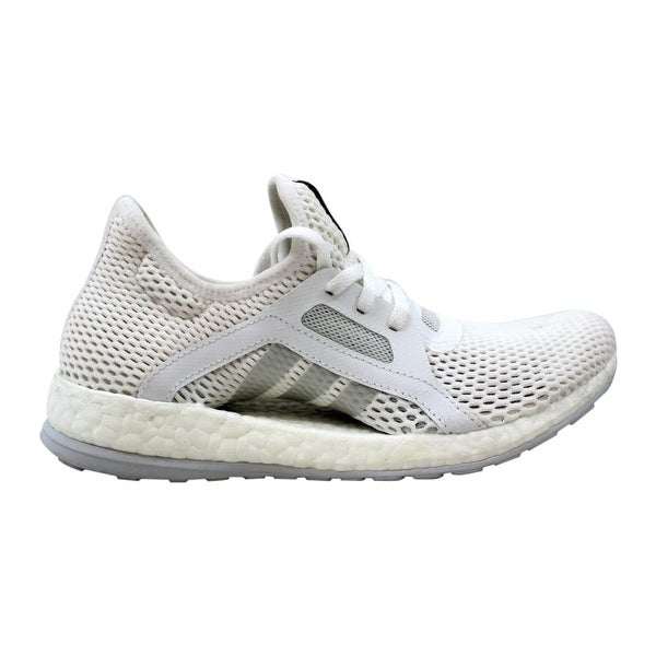 9c7259c0c205a ... Women s Athletic Shoes. Adidas Pureboost X White Silver Metallic-Clear  Grey BB4969 ...