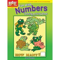 Boost Fun With Numbers Coloring