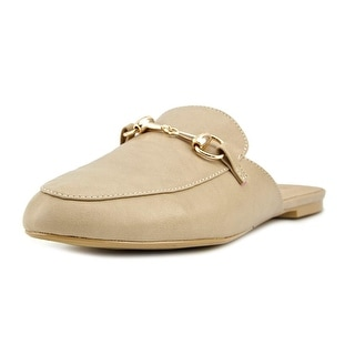Wanted Bitman   Round Toe Synthetic  Mules